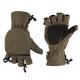 Перчатки - варежки Mil-tec зимние флисовые