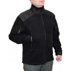 Куртка флисовая Helikon Liberty Black