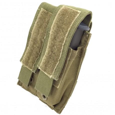 Подсумок Blackhawk Coyote Tan двойной для пистолетных магазинов