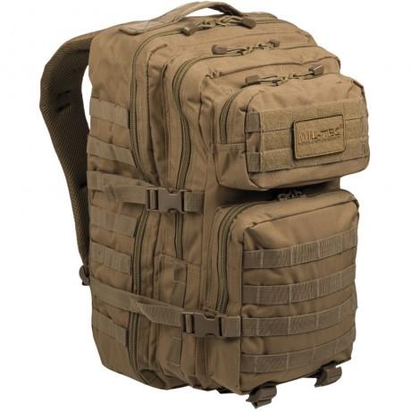 Рюкзак Mil-tec Assault Large 36L Cyote